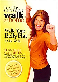 Leslie Sansone - Walk at Home: Walk Your Belly Fat Away 3 Mile Walk