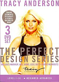 Tracy Anderson: The Perfect Design Series - Level I-III
