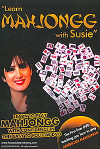 LEARN MAHJONGG WITH SUSIE