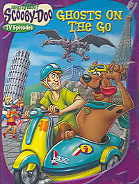 What's New Scooby-Doo?  Vol. 7: Ghosts on the Go
