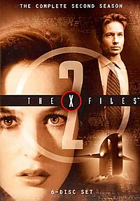 X-Files - The Complete Second Season