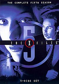 X-Files - The Complete Fifth Season