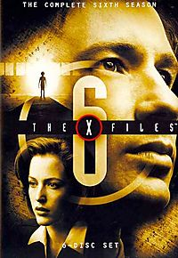 X-Files - The Complete Sixth Season