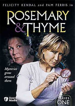 Rosemary & Thyme Series 1