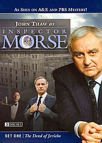 Inspector Morse: Set One - The Dead of Jericho