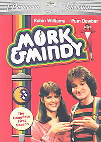 Mork & Mindy - The Complete First Season