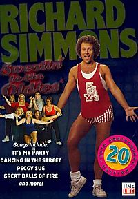 Richard Simmons - Sweatin' to the Oldies
