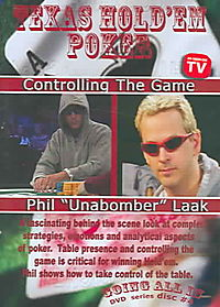 Texas Hold 'Em - Controlling the Game