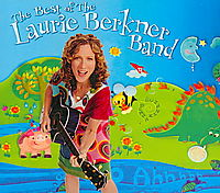 The  Best of the Laurie Berkner Band [Digipak]