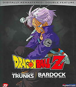 Dragon Ball Z - The History of Trunks/Bardock: The Father of Goku