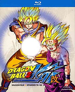 DragonBall Z Kai: Season Four