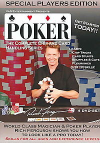 Rich Ferguson - Poker: The Complete Chip & Card Handling Series