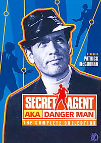 Complete Secret Agent A.K.A Danger Man: The Complete Collection