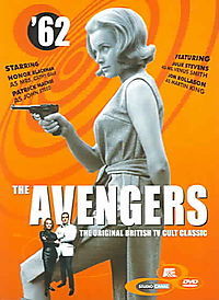 Avengers 62 - The Original British TV Cult Classic