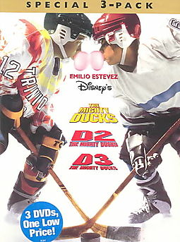 Mighty Ducks Boxed Set