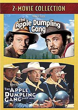 Apple Dumpling Gang/The Apple Dumpling Gang Rides Again