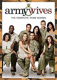 ARMY WIVES:COMPLETE THIRD SEASON