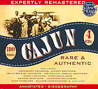Cajun: Rare & Authentic [Box]