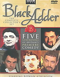 Black Adder - The Complete Collector's Set