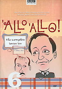 Allo 'Allo! - The Complete Series 6