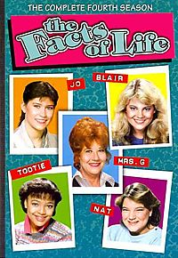 Facts of Life: The Complete Fourth Season