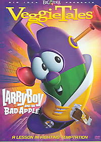 VeggieTales - Larryboy & the Bad Apple