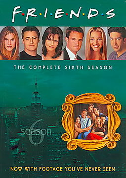 Friends - The Complete Sixth Season
