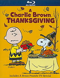 Charlie Brown Thanksgiving/The Mayflower Voyagers
