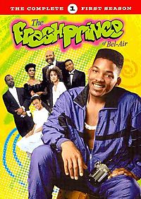 Fresh Prince of Bel Air - The Complete First Season