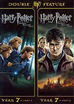 harry potter and the deathly hallows part 1 3d part 2 3d harry