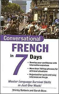 Conversational French in 7 Days
