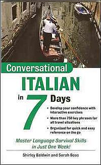 Teach Yourself Conversational Italian in 7 Days